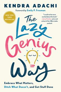 Product: Lazy Genius Way, The Image