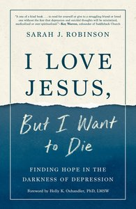 Product: I Love Jesus, But I Want To Die Image