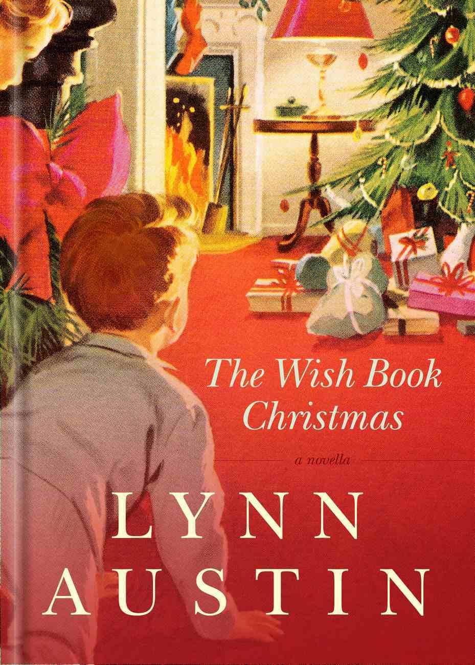 The Wish Book Christmas Hardback