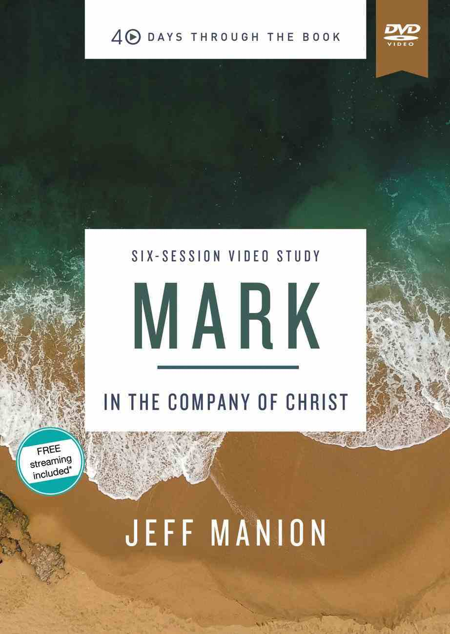 Mark (Video Study) (40 Days Through The Book Series) DVD
