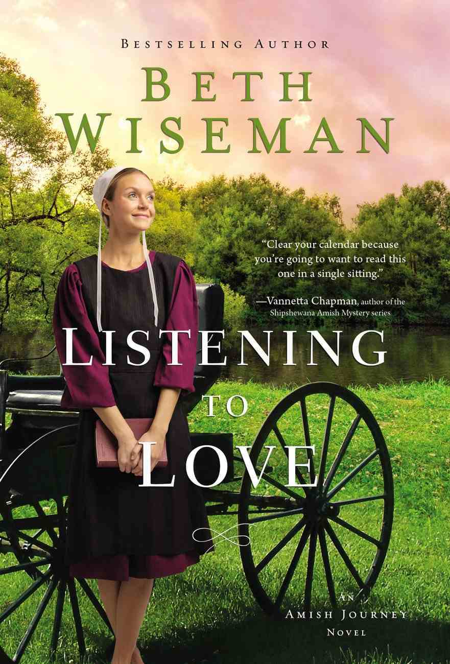 Listening to Love (Amish Journey Novel Series) Mass Market