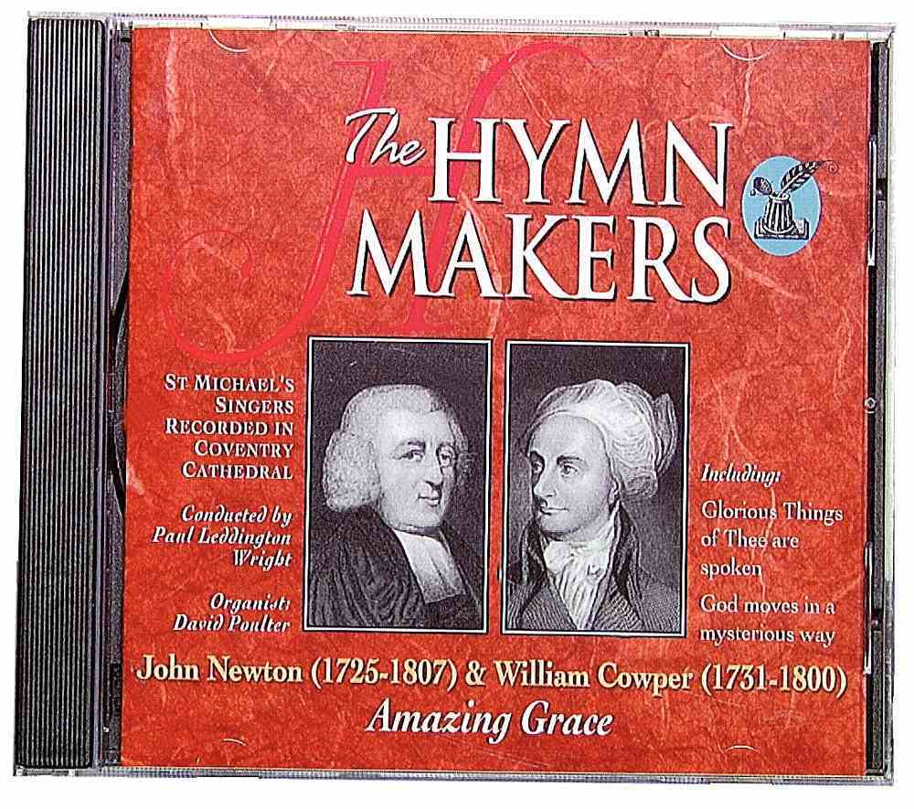 Amazing Grace (Hymn Makers Series) CD