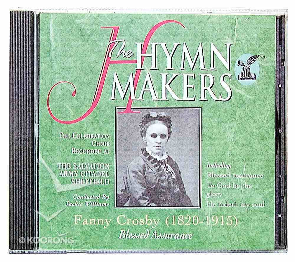 Blessed Assurance (Hymn Makers Series) CD