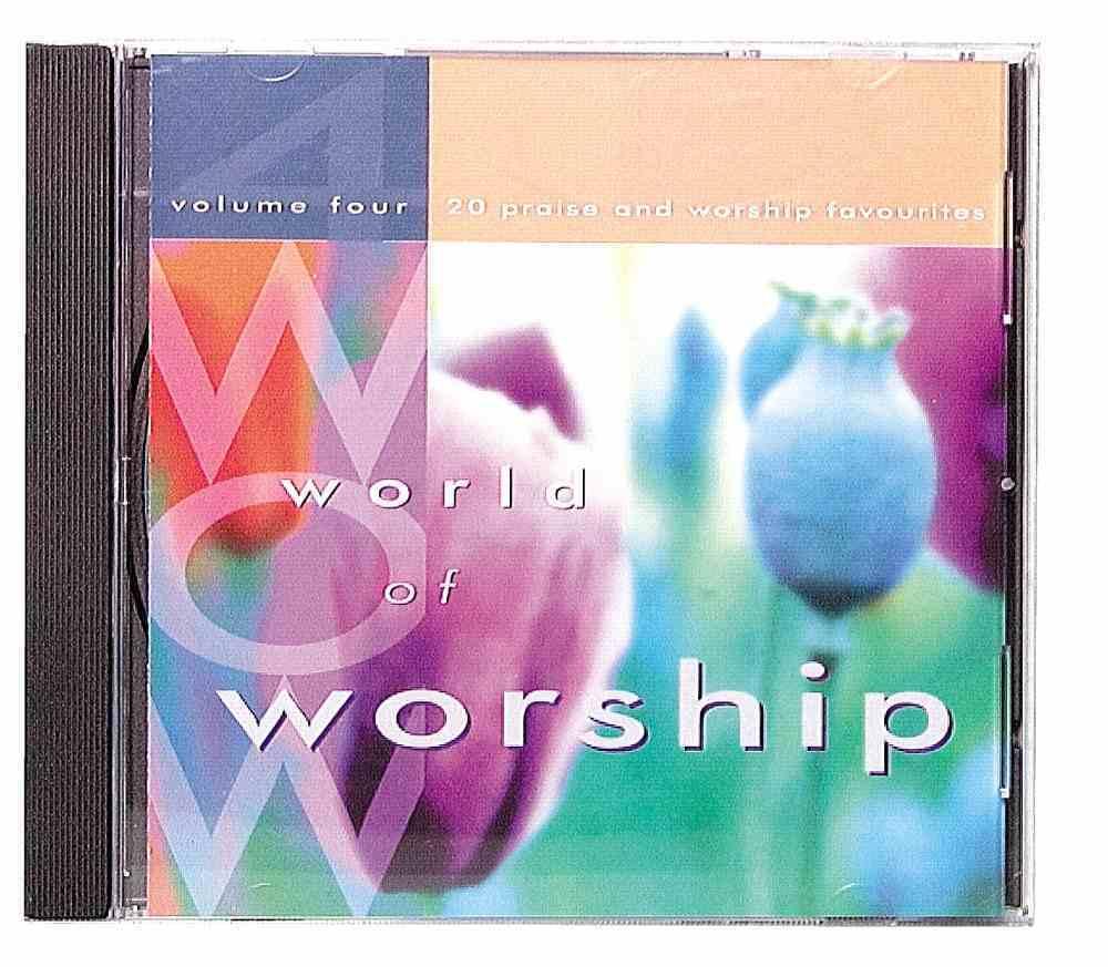 World of Worship 4 CD