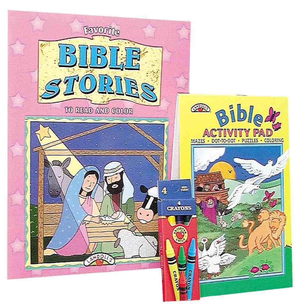 Landoll Bible Value Pack Paperback