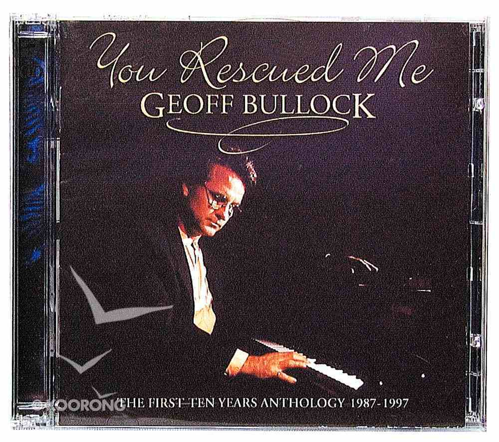 You Rescued Me: 1987-1997 Double Album CD