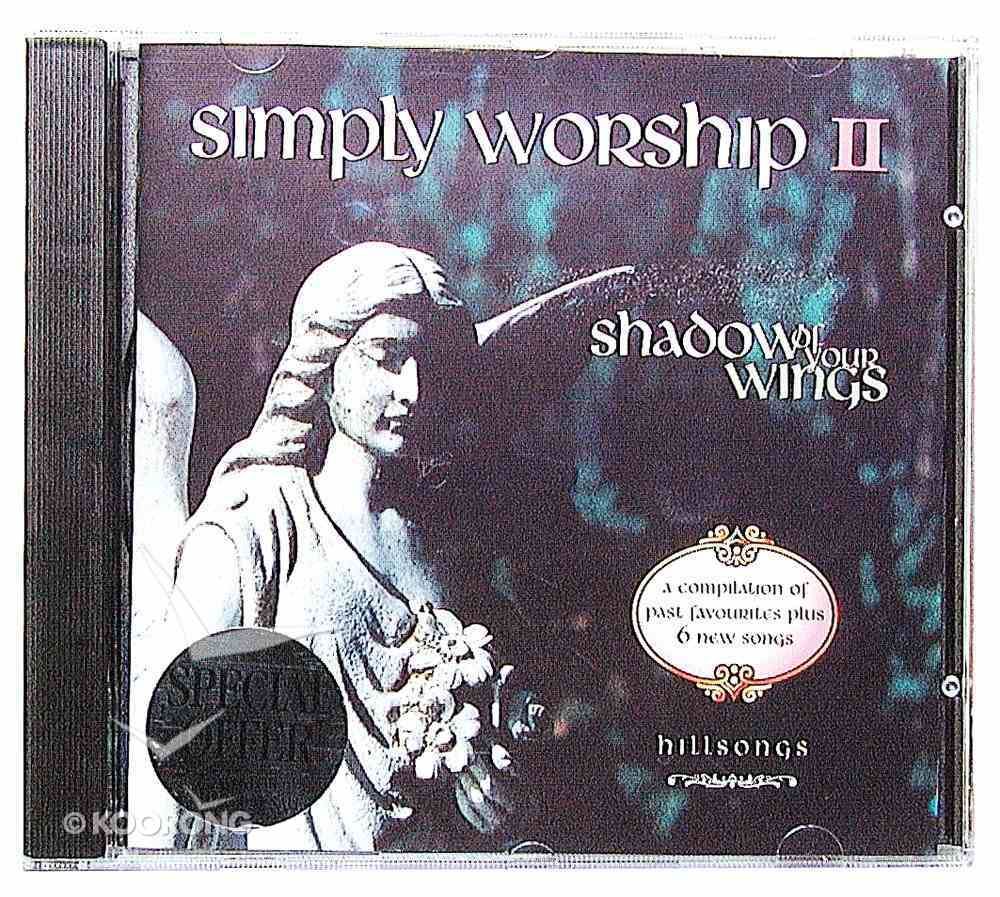 Simply Worship 2 (Hillsong Worship Series) CD