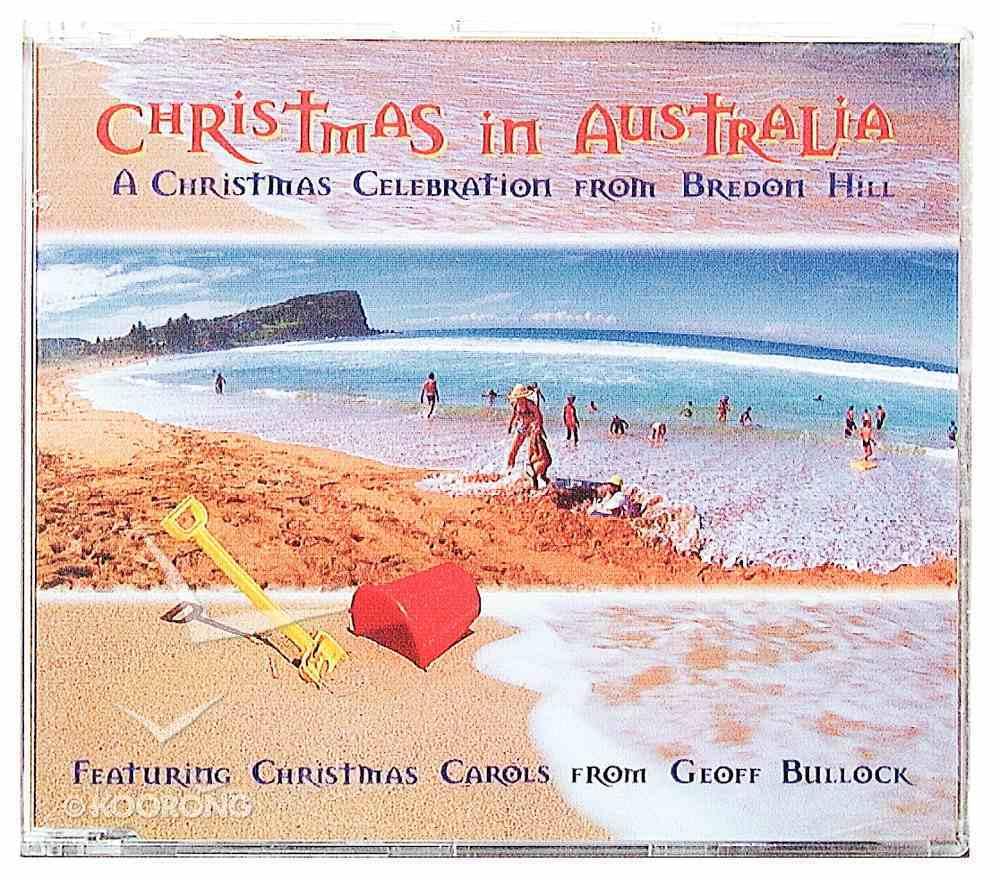 Christmas in Australia Ep CD