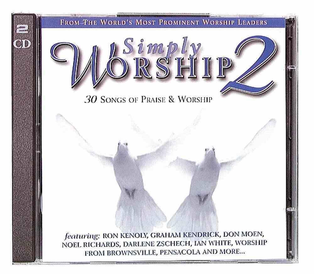 Simply Worship 2 CD
