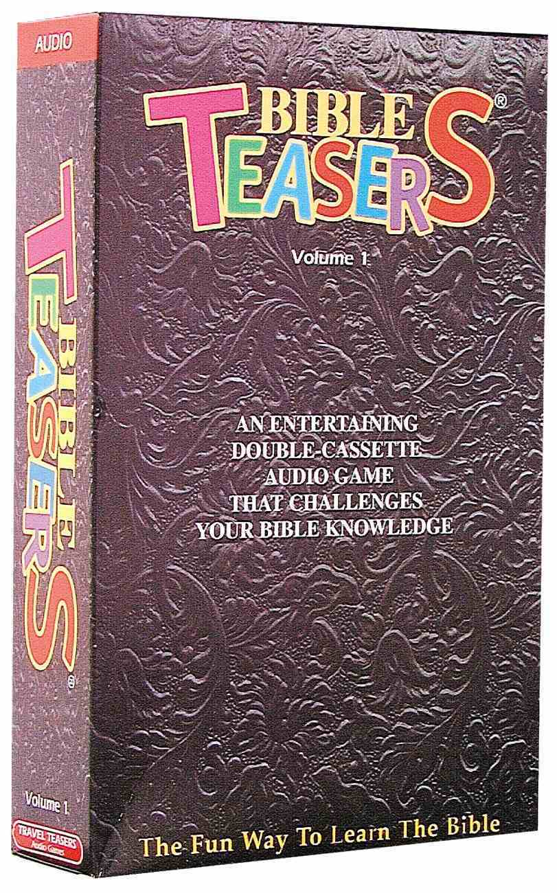 Bible Teasers (Vol 1) Game