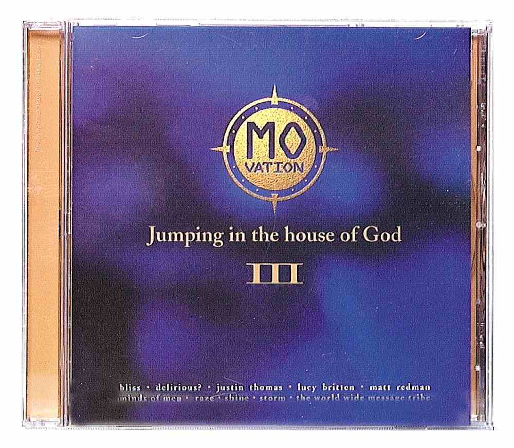 Jumping in the House of God III CD
