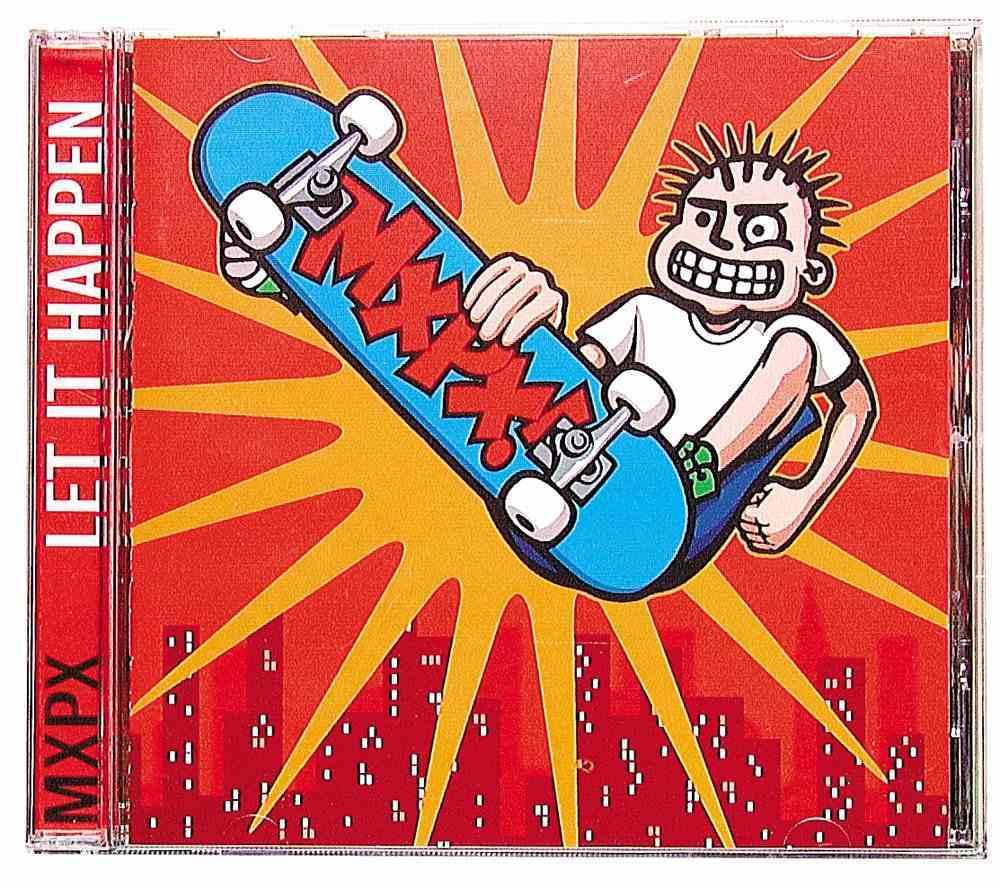 Let It Happen CD