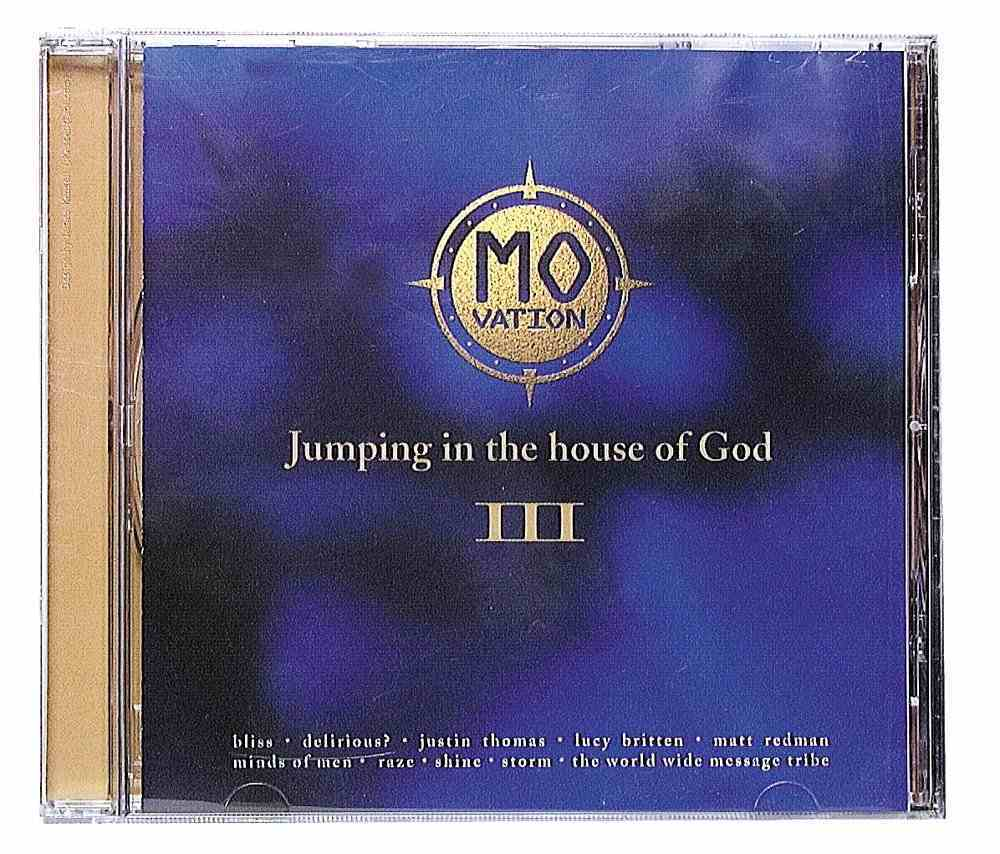 Jumping in the House of God III & Press Forward CD Pack CD