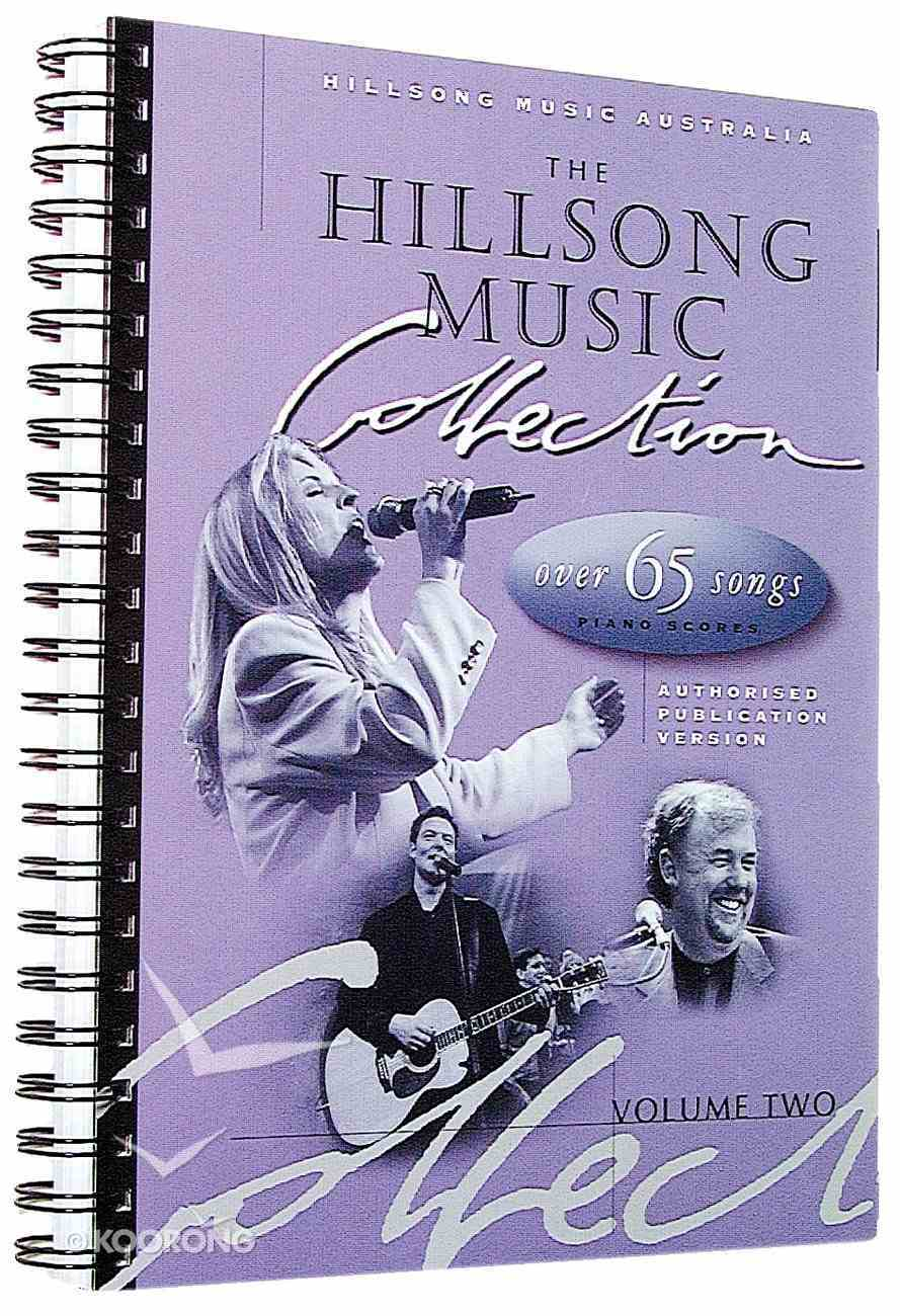 Hillsong Collection 2 Music Book Spiral