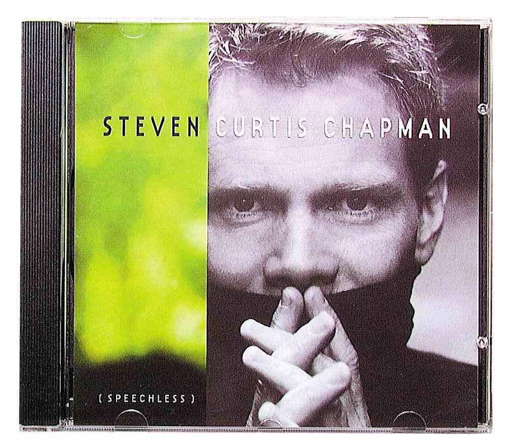 Speechless CD