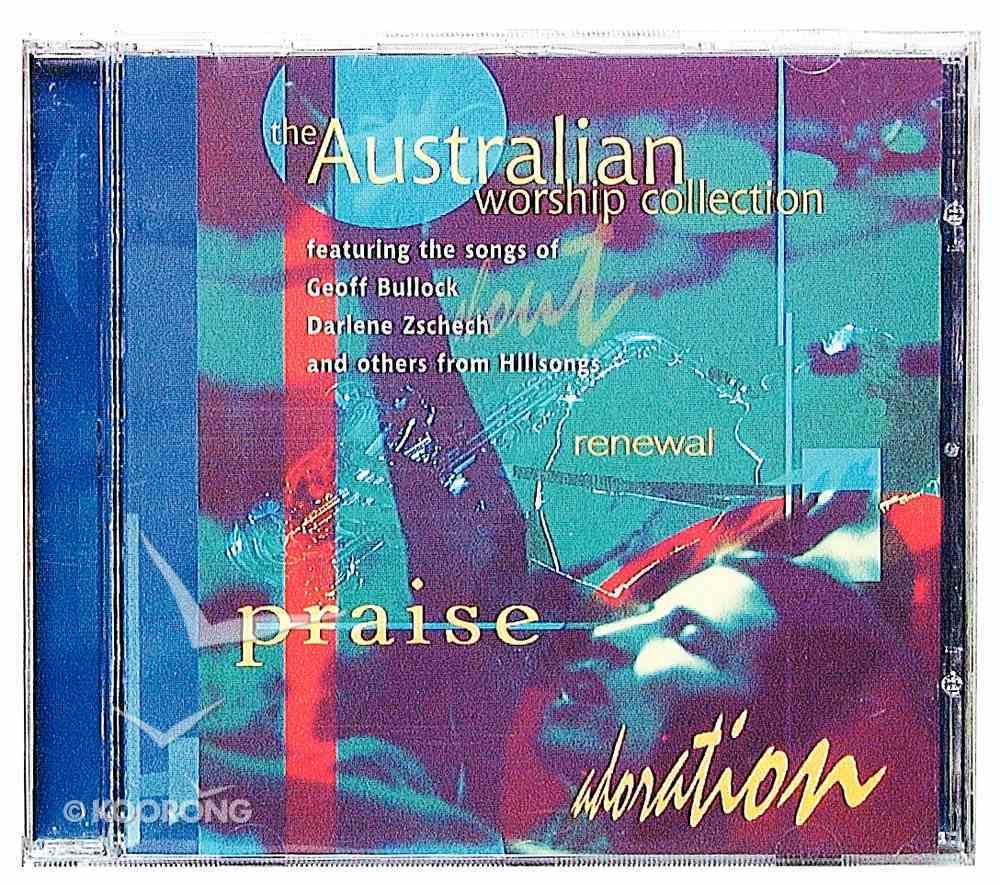 Australian Worship Collection (Source) CD