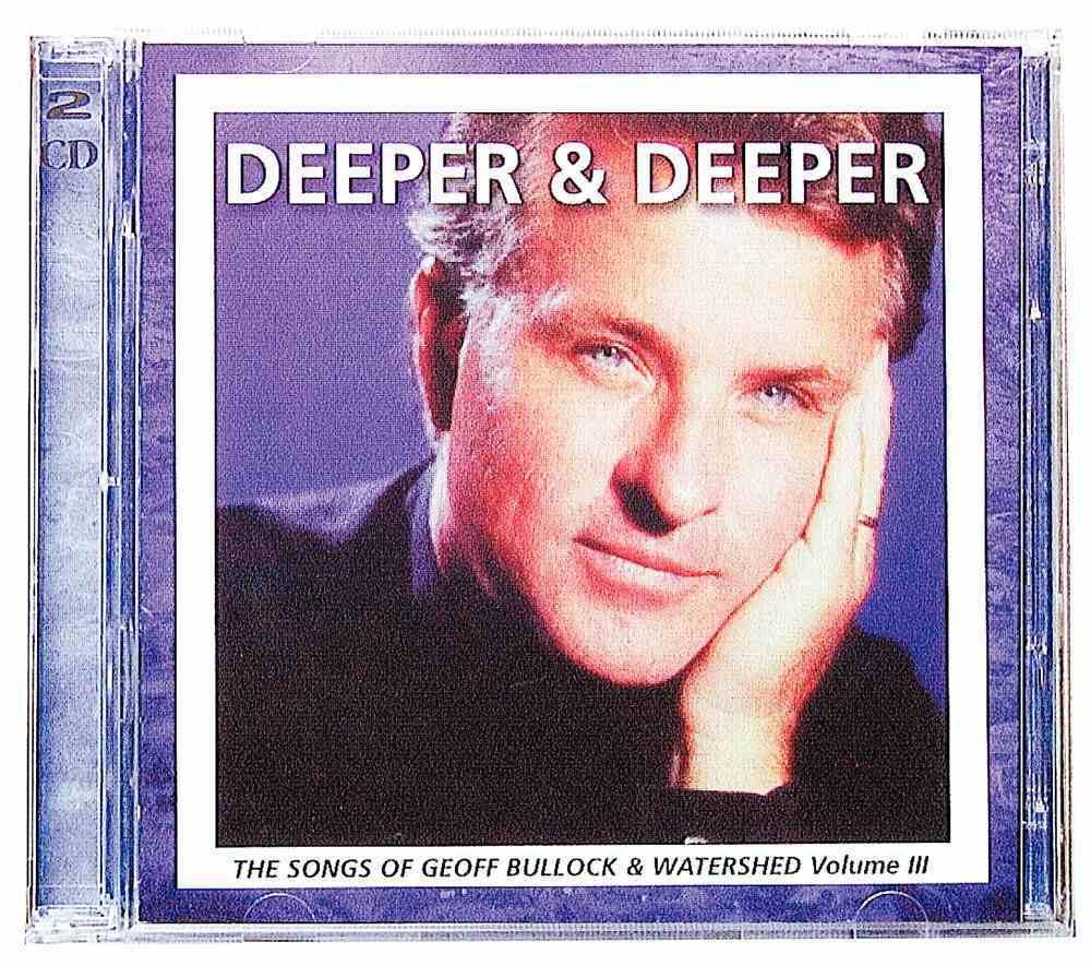 Deeper & Deeper CD