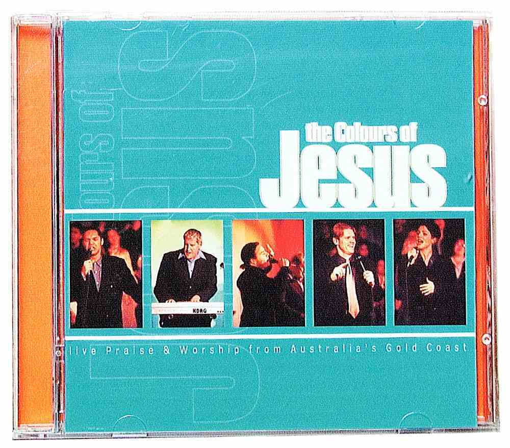 The Colours of Jesus CD