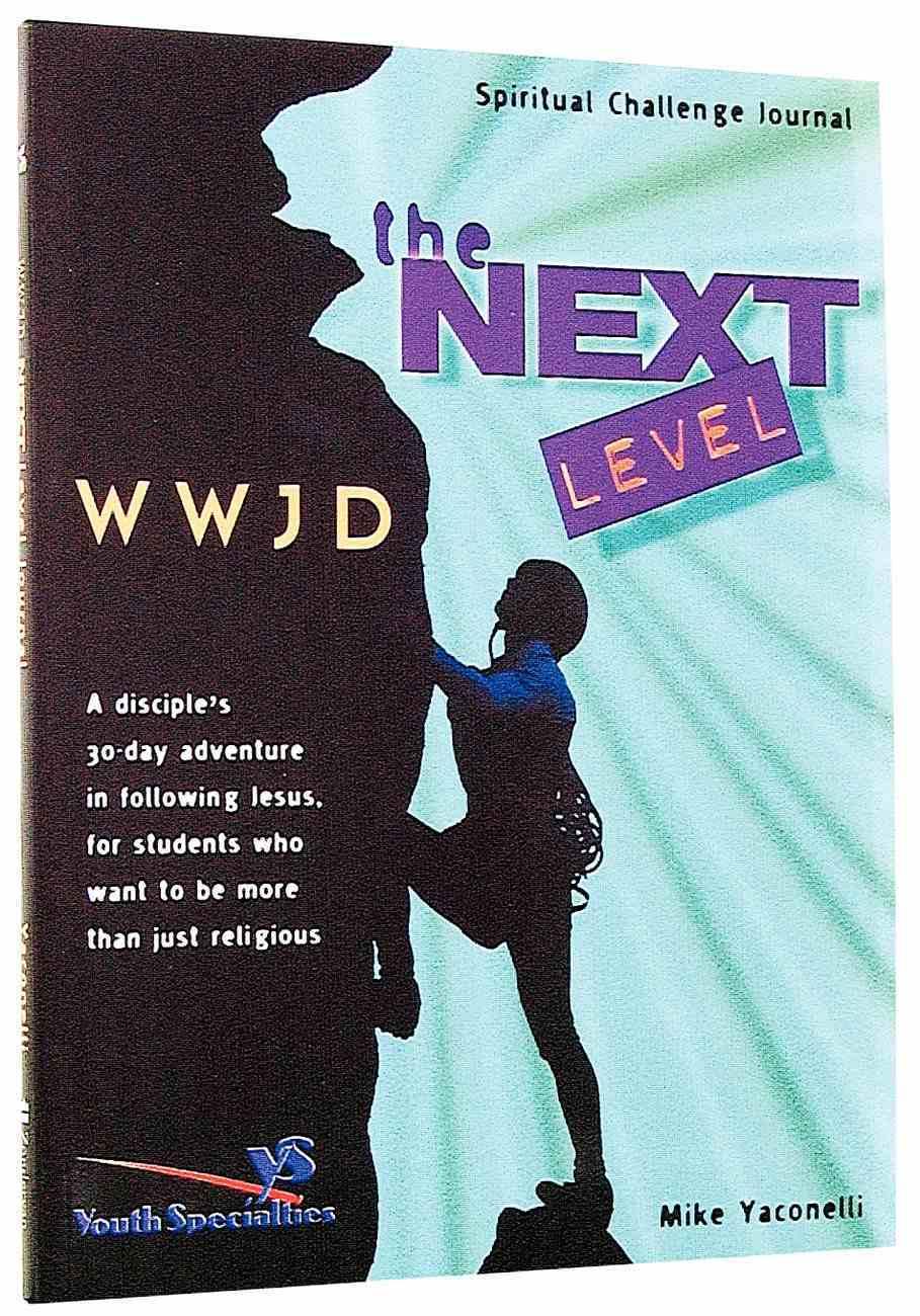 The Next Level (Spiritual Challenge Journal) Paperback