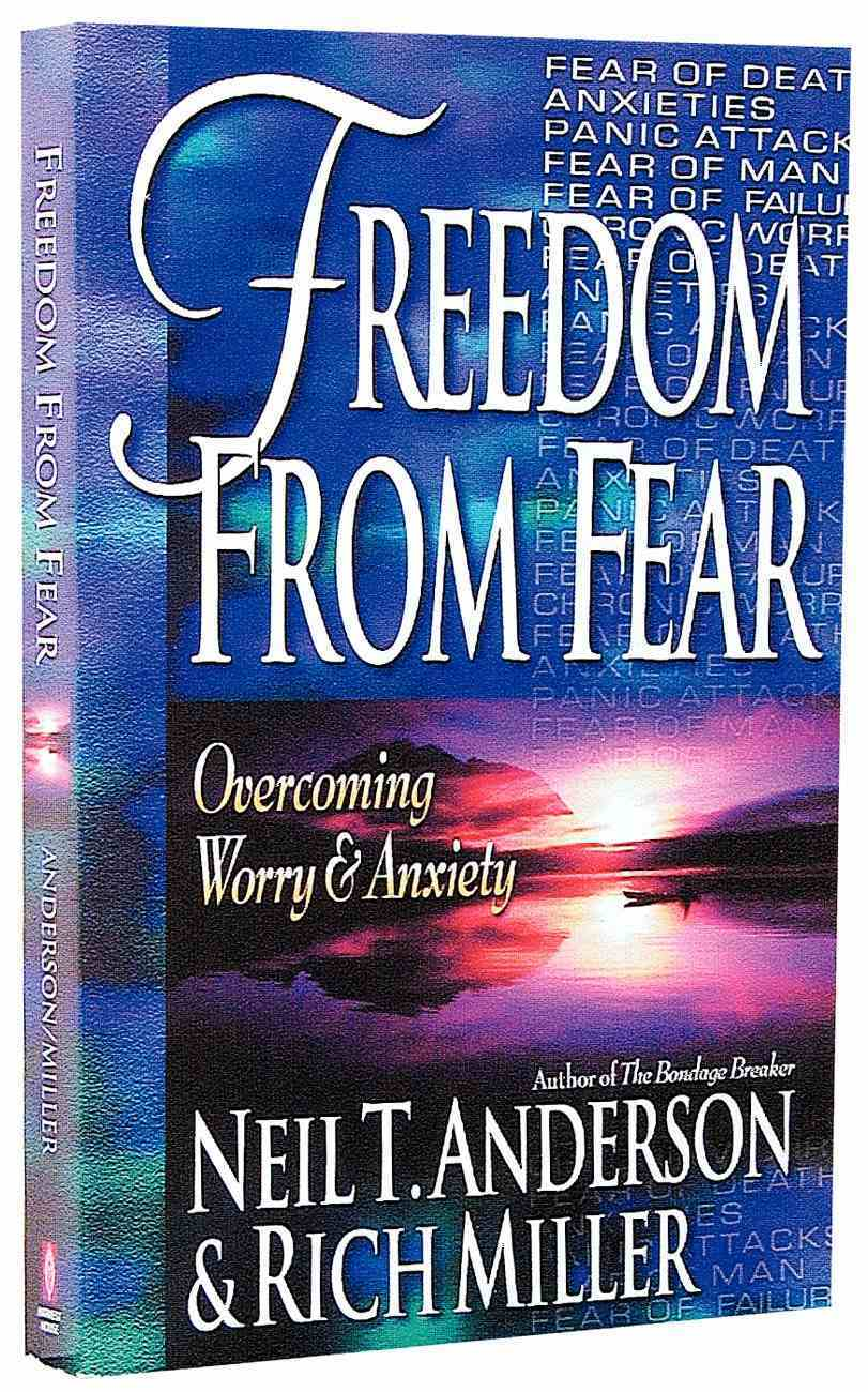 Freedom From Fear Paperback