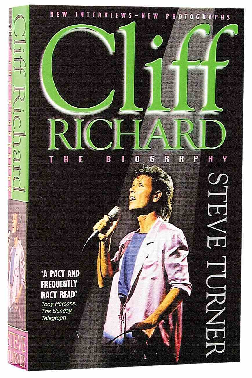 Cliff Richard: The Biography (2nd Edition) Paperback
