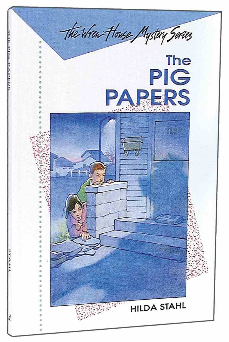 Pig Papers,The Paperback