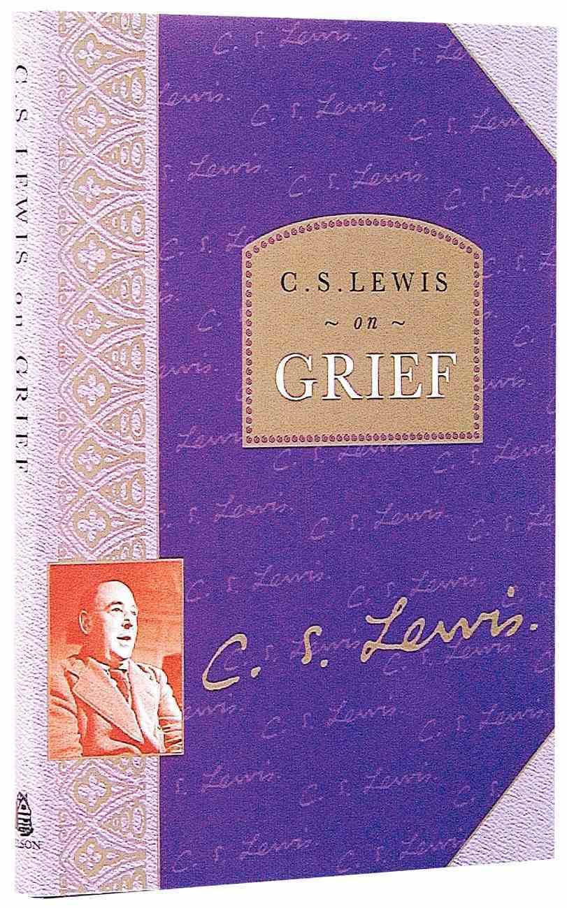 Lewis on Grief Hardback