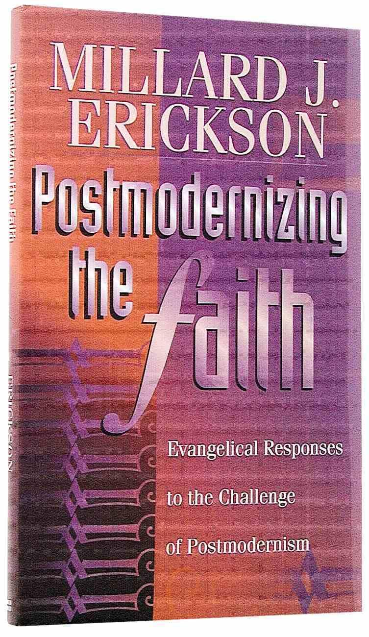 Postmodernizing the Faith Paperback