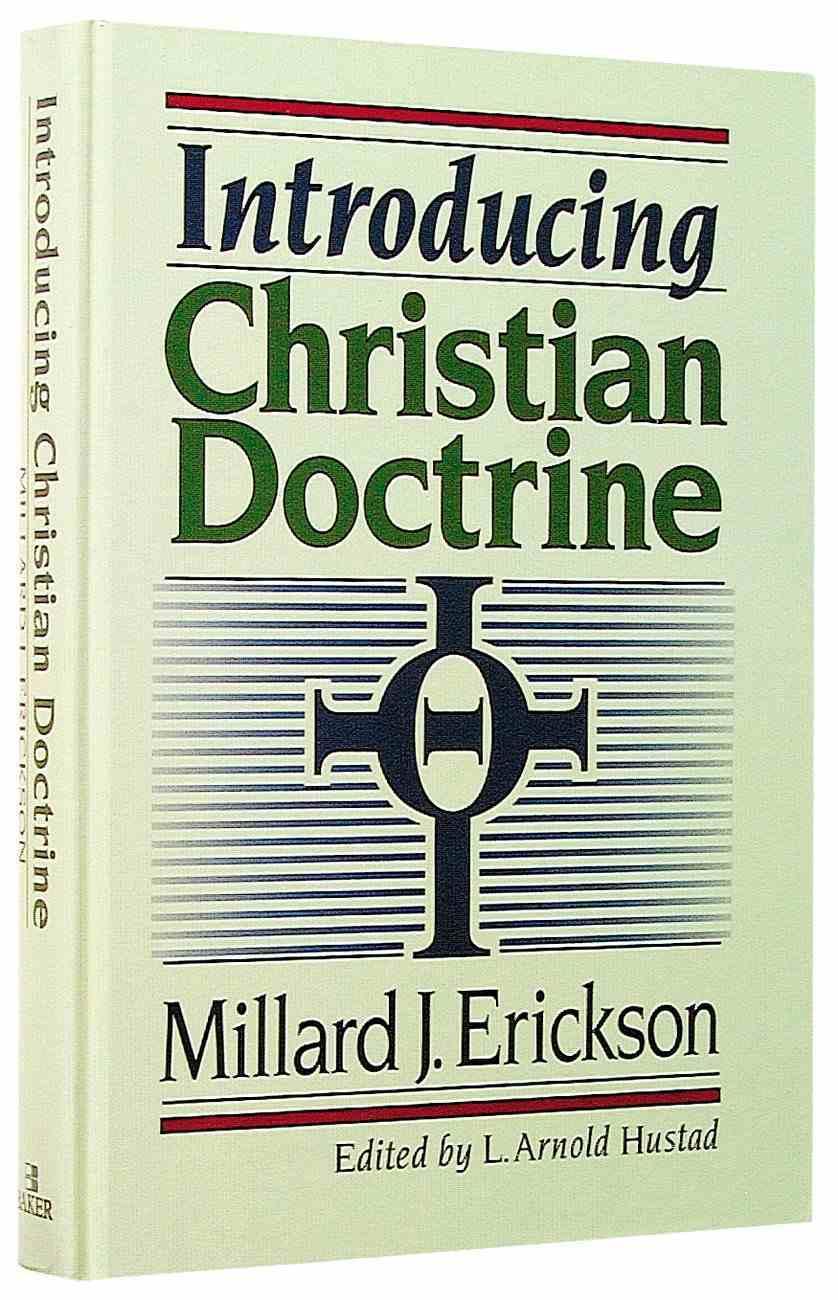 Introducing Christian Doctrine Hardback