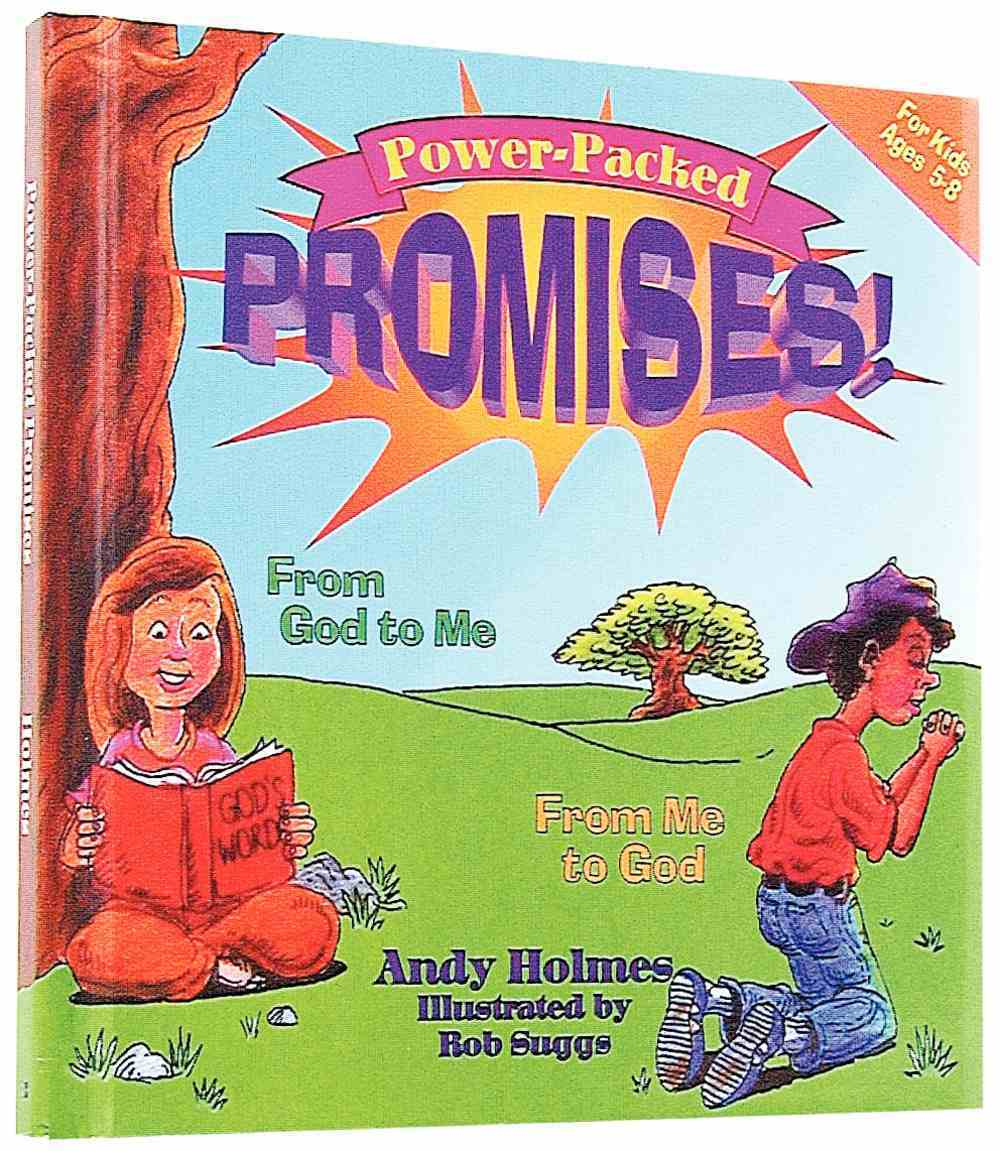 Power Packed Promises Hardback