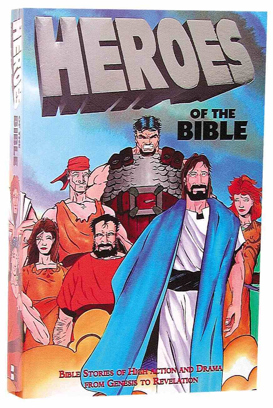 Heroes of the Bible Paperback