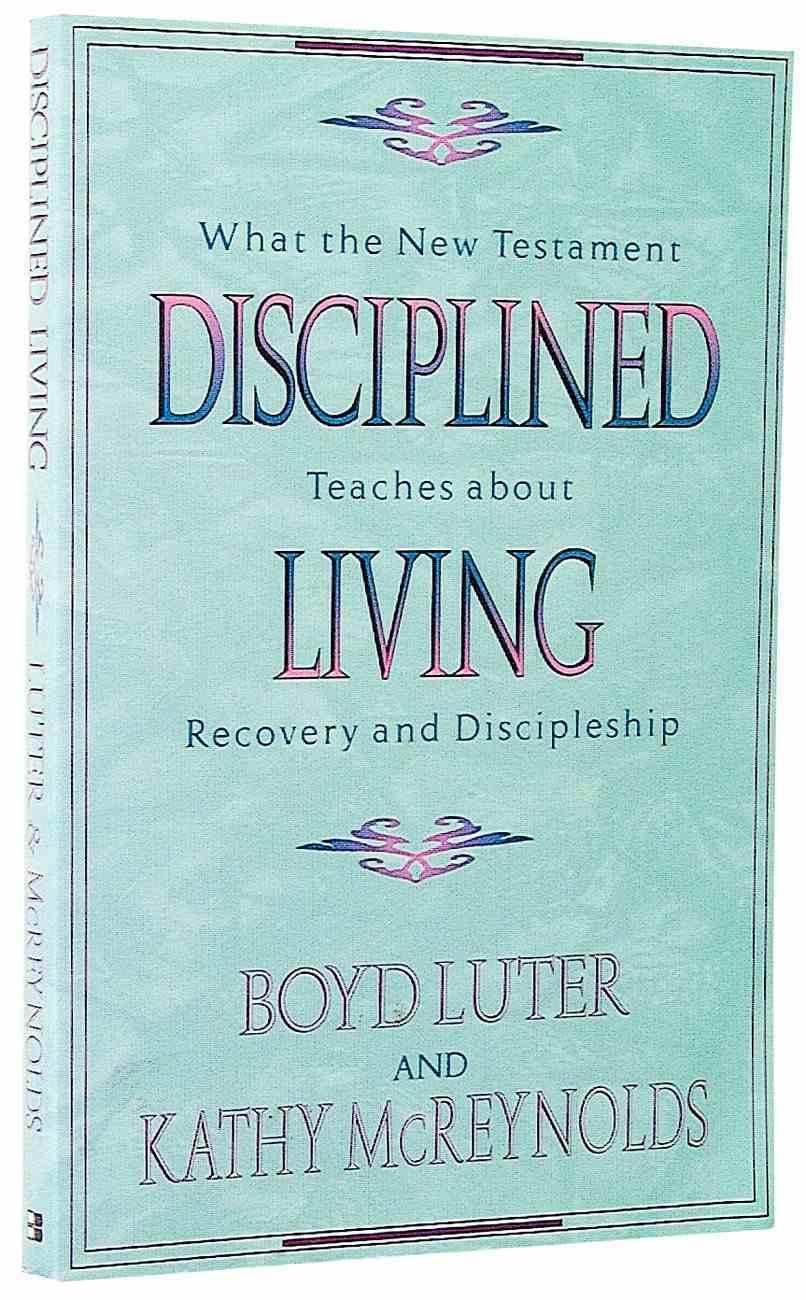 Disciplined Living Paperback