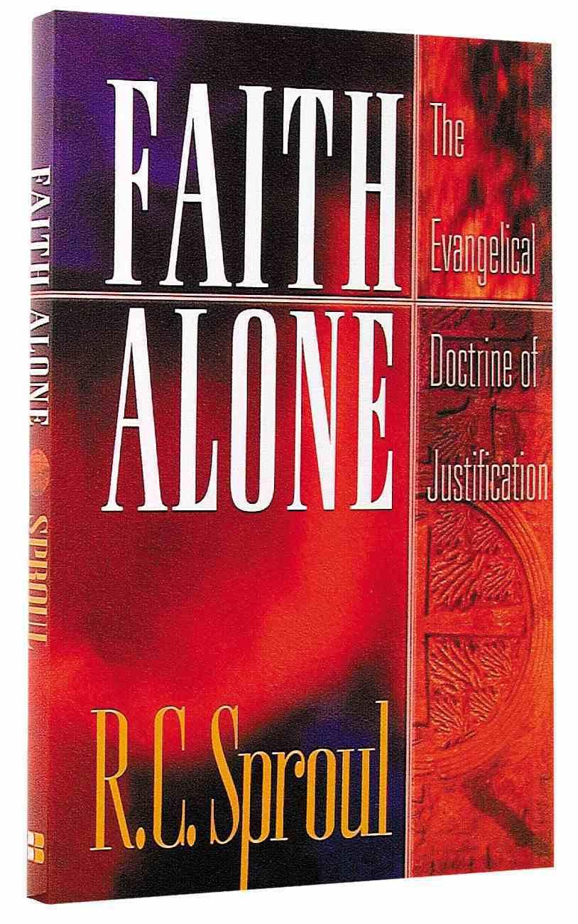 Faith Alone Paperback