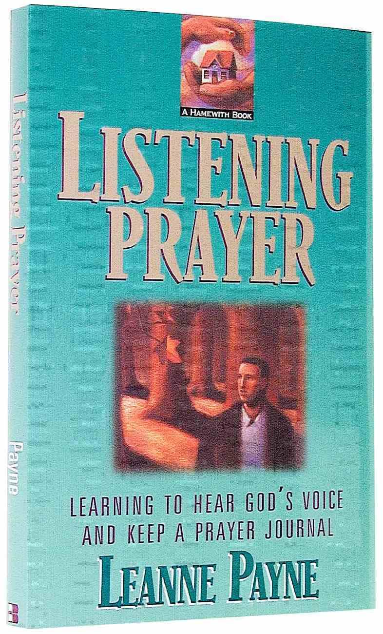 Listening Prayer Paperback