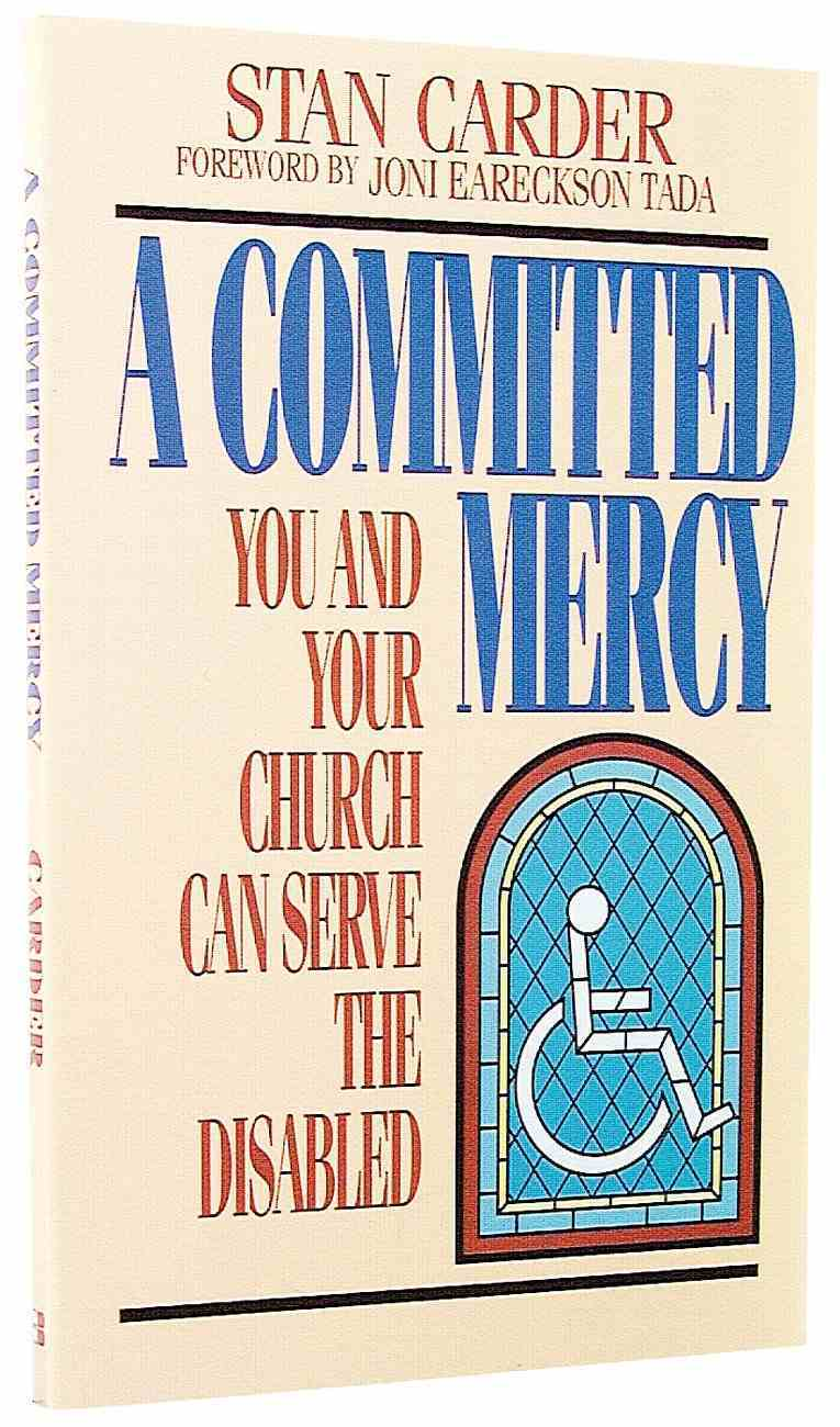 Committed Mercy Paperback