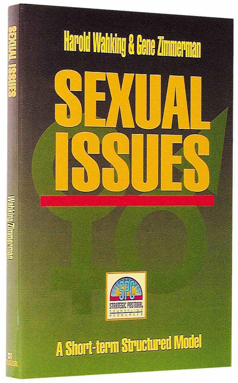 Sexual Issues Hardback