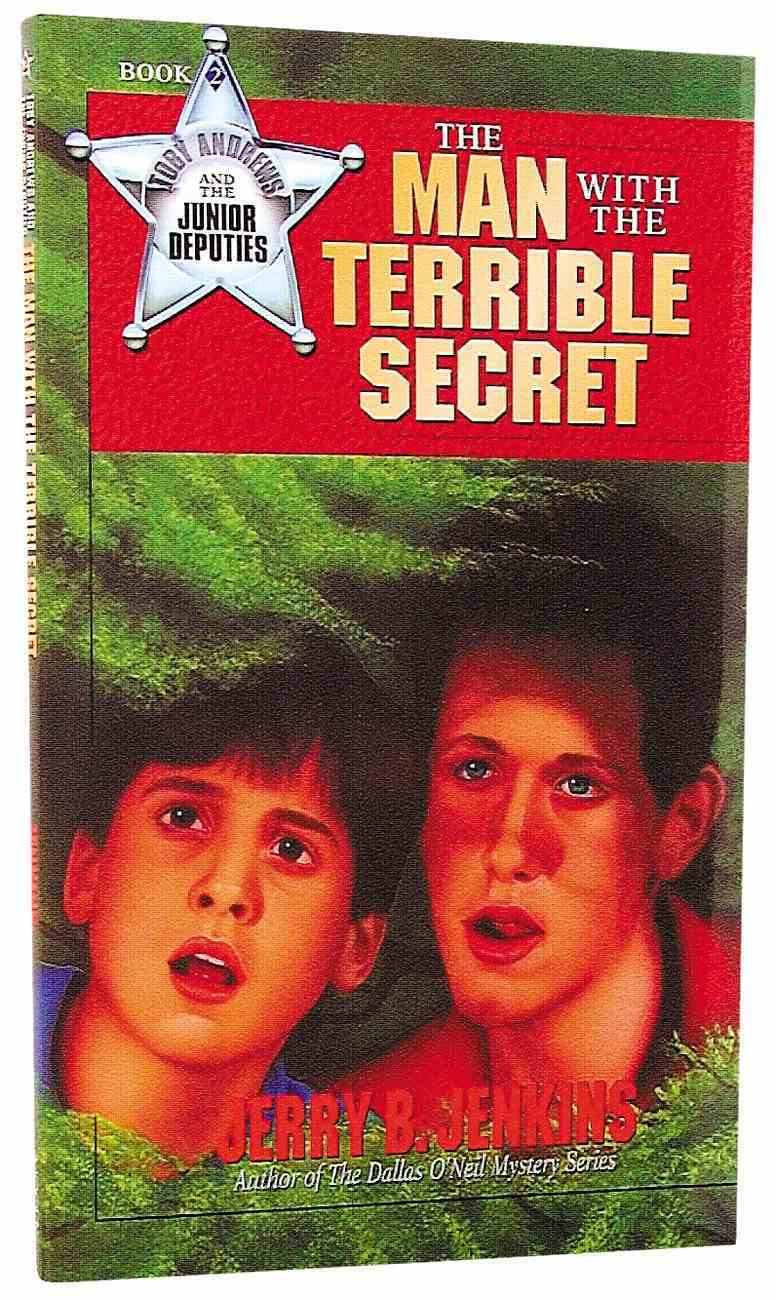 The Man With the Terrible Secret (#02 in Toby Andrews Series) Paperback