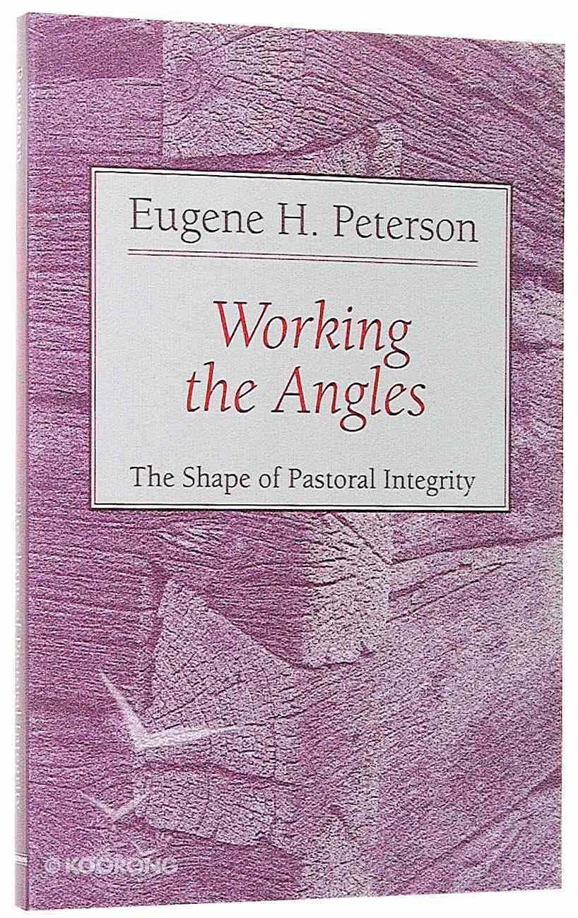Working the Angles Paperback
