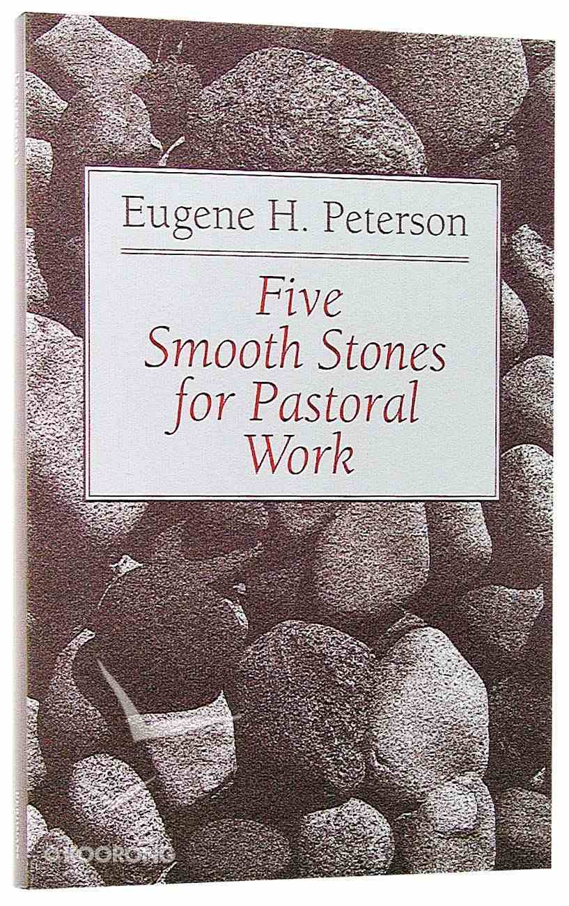 Five Smooth Stones For Pastoral Work Paperback