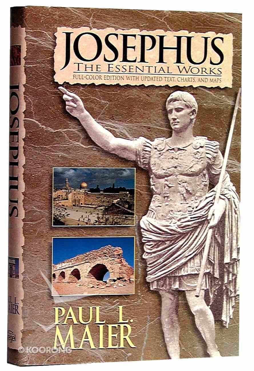 Josephus: The Essential Works Hardback