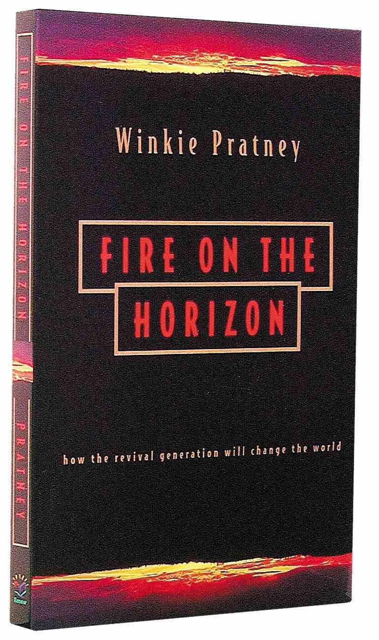 Fire on the Horizon Paperback