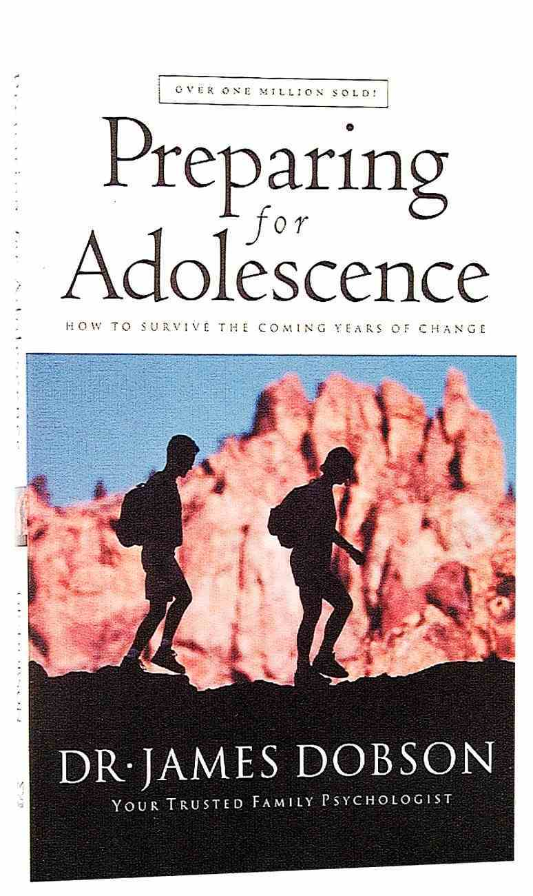 Preparing For Adolescence Mass Market