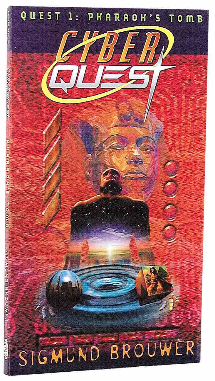 Pharaoh's Tomb (#01 in Cyber Quest Series) Paperback