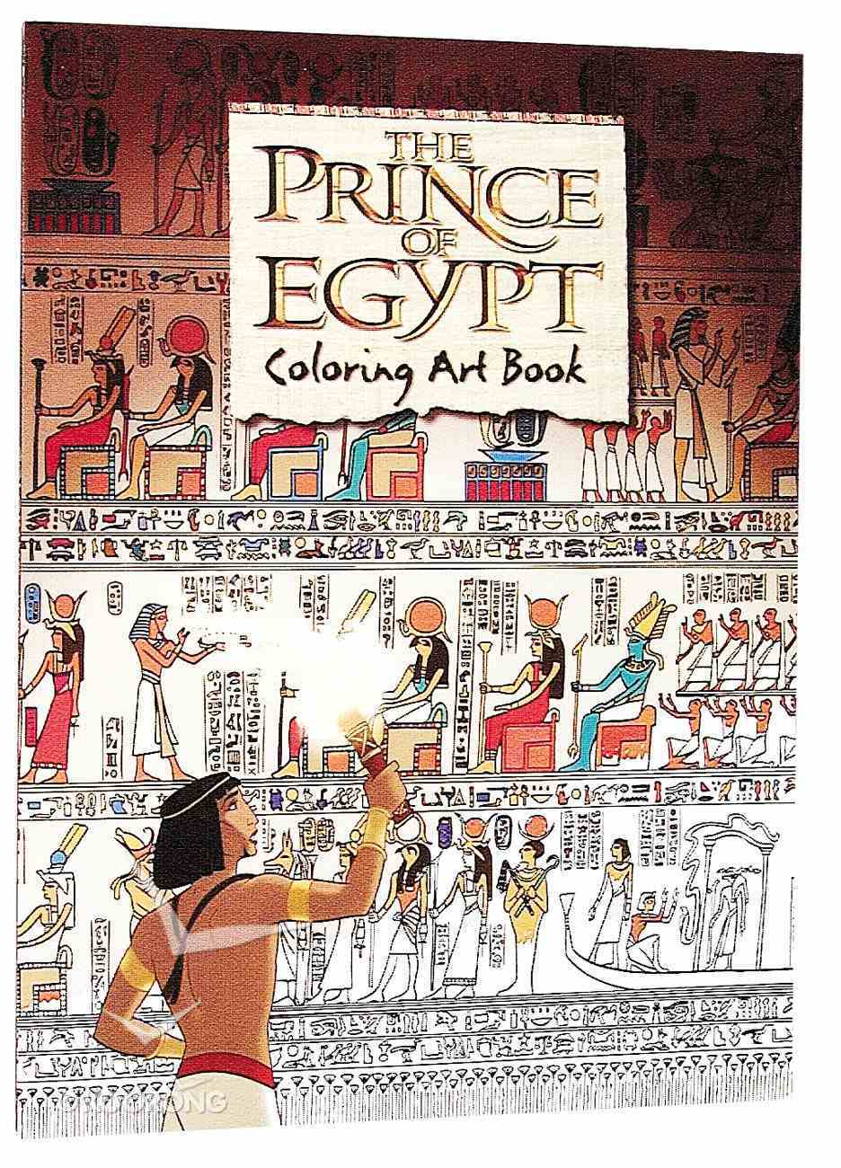 (Prince Of Egypt Series) Paperback