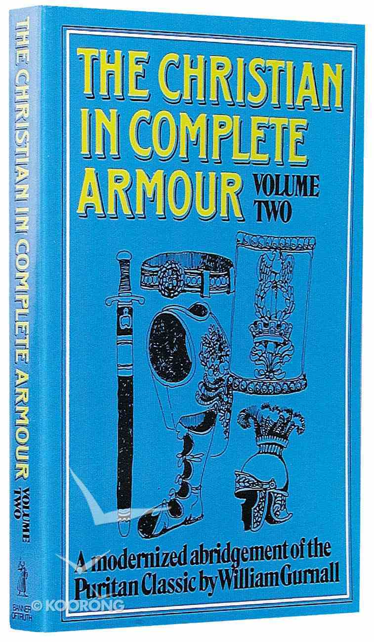 Christian in Complete Armour Volume 2 Paperback
