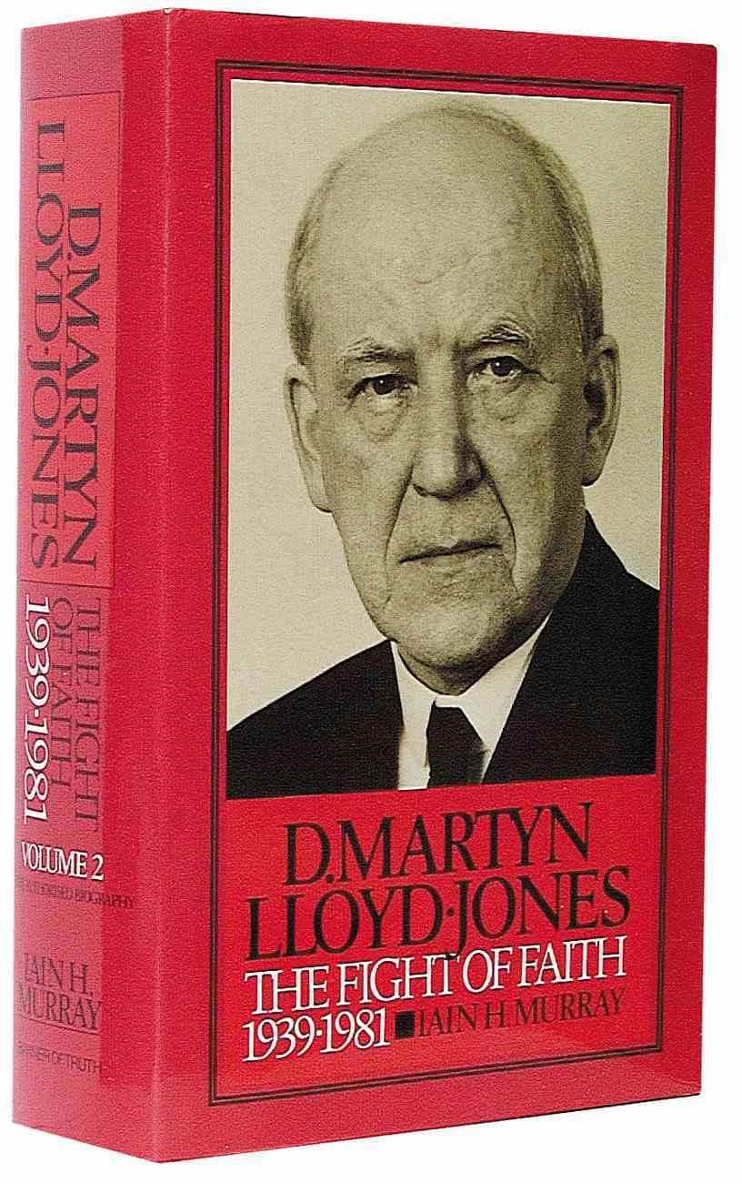 Life of D Martyn Lloyd-Jones (Vol 2) Hardback