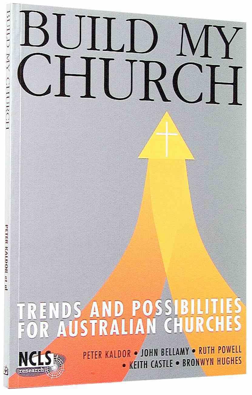 Build My Church Paperback