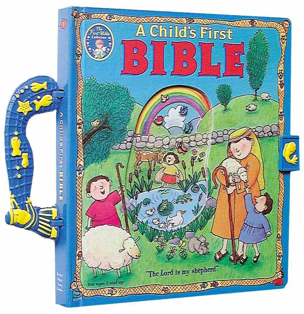 Child's First Bible With Handle Hardback