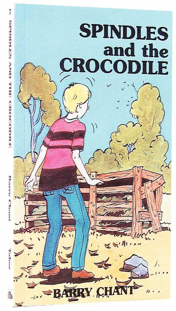 Spindles and the Crocodile Paperback