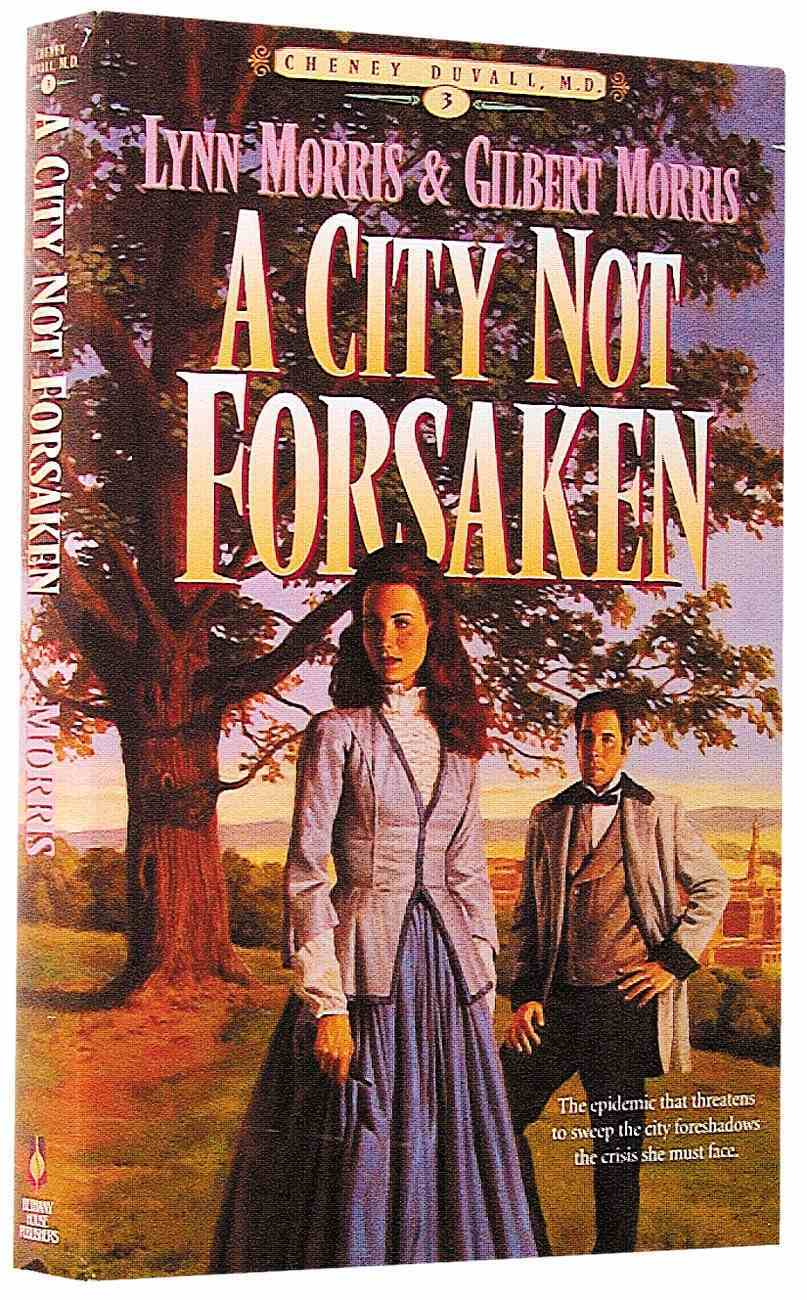 A City Not Forsaken (#03 in Cheney Duvall Series) Paperback